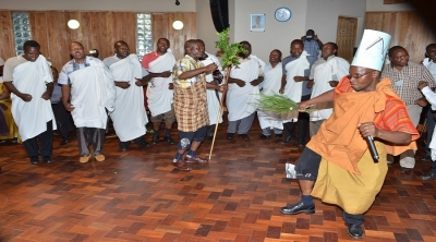 Cultural Night held in CEMASTEA during National INSET 2016- Cohort 1
