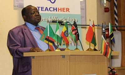 Use electronic media platforms to share your professional skills, Unesco tells teachers