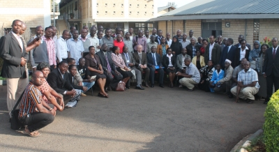 CEMASTEA hosts KICT-CFT course orientation workshop