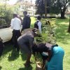 Tree Planting at Moi Girls Eldoret