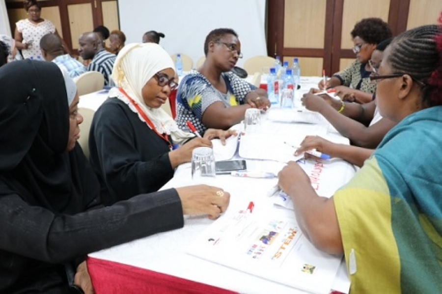 QUALITY GENDER RESPONSIVE STEM EDUCATION TRAINING