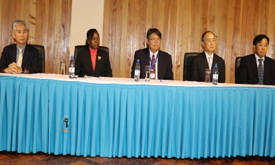 Ministry of Education and JICA partner on Collaborative Lesson Research (CLR) Model of Lesson Study